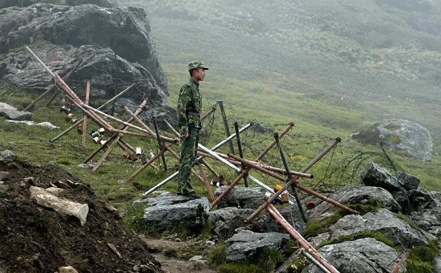 هند مسئول تنش مرزی است