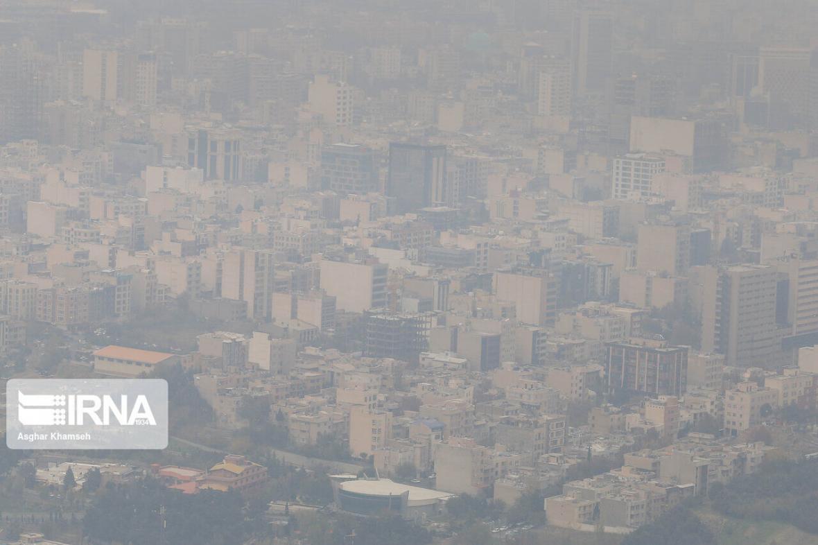 خبرنگاران آلودگی هوا 10 شهرستان اصفهان را تعطیل کرد