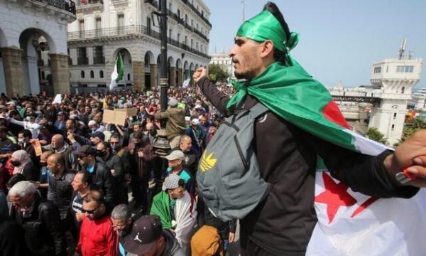 اعتصاب غذای 23 تن از فعالان بازداشتی در الجزایر