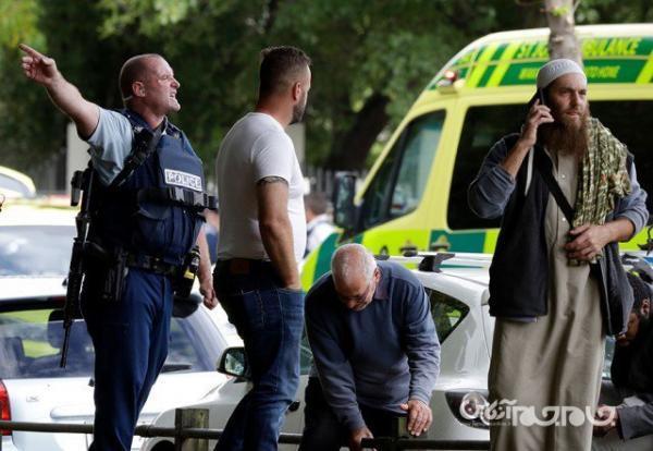 مسلمانان نیوزیلندی با کدام سلاح ها به خاک و خون افتادند؟